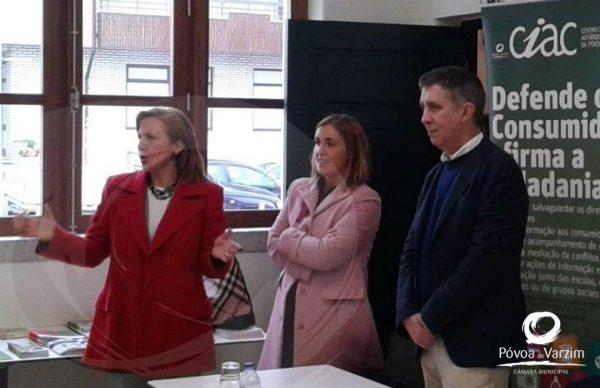 Centro Ocupacional de Aver-o-Mar recebeu uma sessão de proximidade sobre serviços públicos essenciais