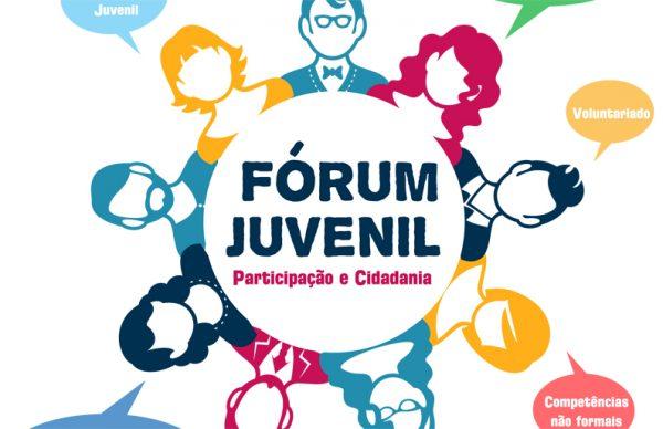 """Fórum juvenil debate """"Participação e Cidadania"""""""