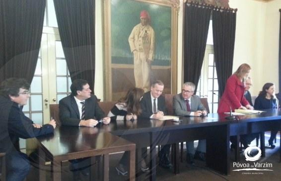 Compromisso de Colaboração para Programa de Respostas Integradas