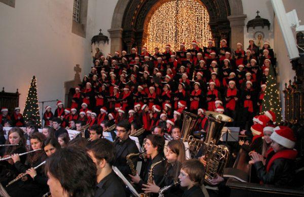 Concerto de Reis em Amorim e Laundos anima fim-de-semana
