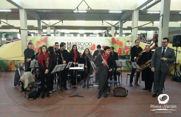 Concerto de Ano Novo no Mercado