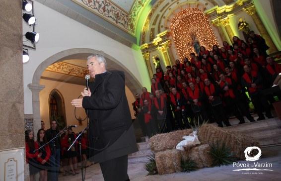 Concertos de Natal em Amorim e Laundos