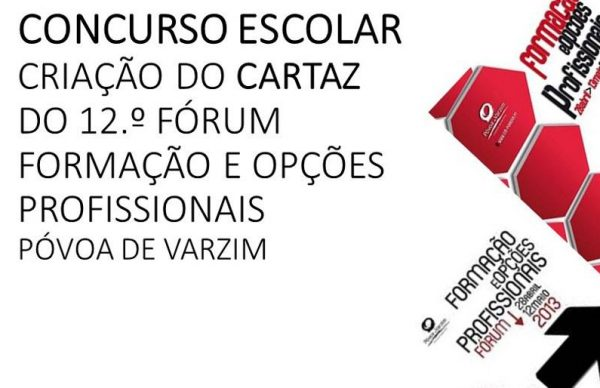 Concurso escolar para criação de cartaz 12º FOP