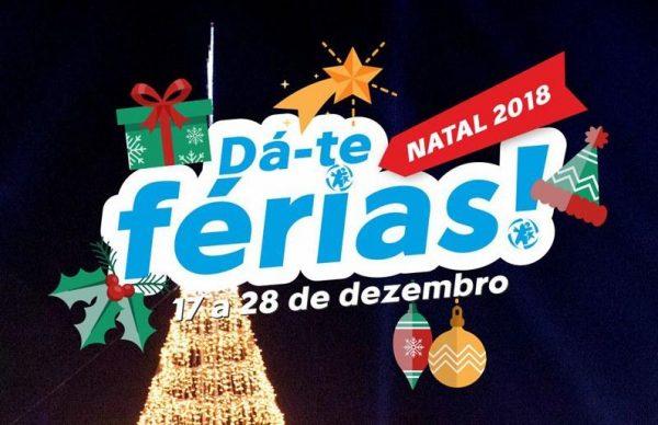 Dá-te Férias! Natal 2018: inscrições a partir de 29 de novembro