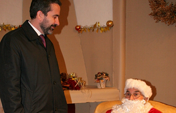 A Câmara Municipal deseja um Feliz Natal Póvoa de Varzim