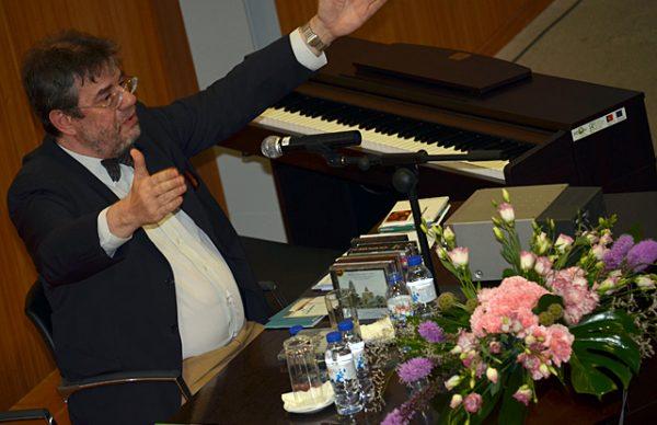 Nery abre FIMPV com conferência sobre Britten