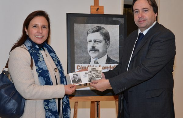 150 anos do nascimento de Cândido Landolt assinalados na Póvoa