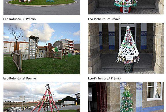 Eco-Rotundas e Eco-Pinheiros: lista dos premiados