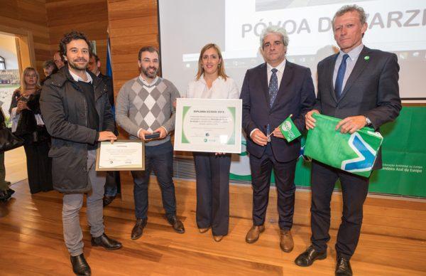 Póvoa premiada com Galardão ECOXXI