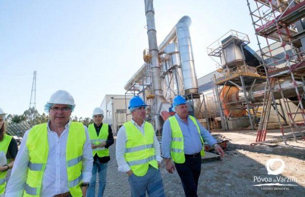 Empresa pioneira de produção de pellets a nível europeu está sediada em Balasar