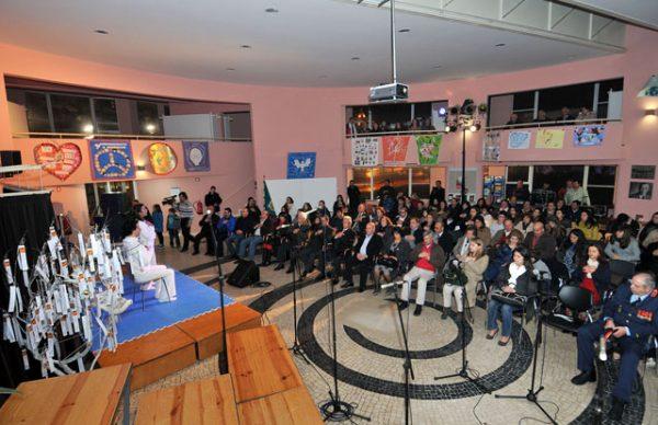 14º Encontro pela Paz encerra com a participação de centenas de pessoas