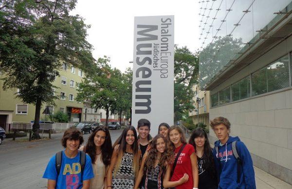 Jovens poveiros vivem dias inesquecíveis na Alemanha