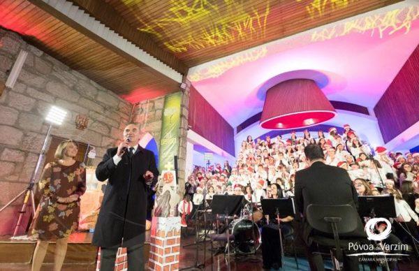 Espetáculo da Escola de Música: uma marca no Natal poveiro