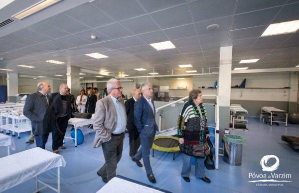 Executivo visita Santa Casa e conhece projetos da instituição