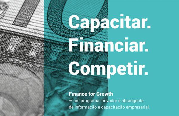 Finance Sessions for Growth: Financiamento, Estratégia, Inovação