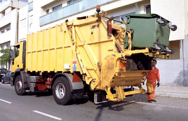 Alteração à recolha de resíduos sólidos urbanos