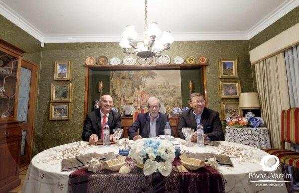 Fundação Dr. Luís Rainha lançou obra vencedora do Correntes d'Escritas