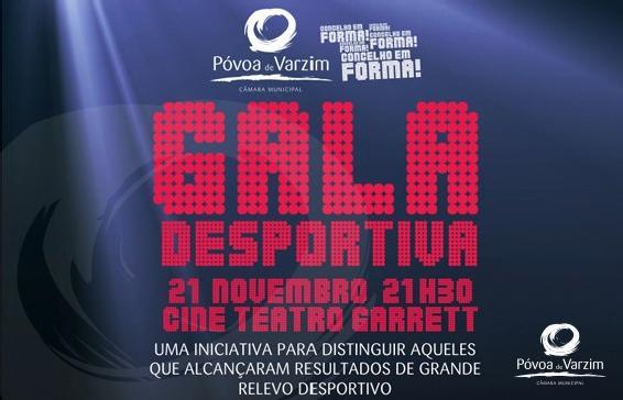 Gala do Desporto Poveiro: homenagem à dedicação