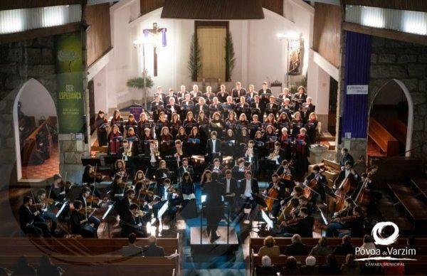 Igreja de São José foi palco de Concerto de Páscoa