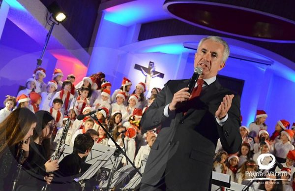 Igreja de São José repleta em Concerto de Natal da EMPV