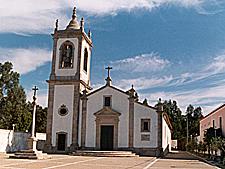 igreja matriz amorim