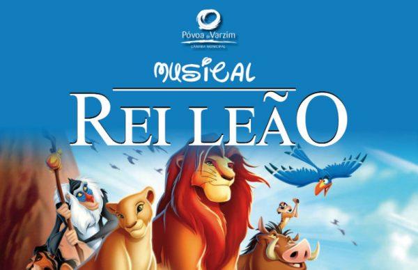 Rei Leão: musical interpretado por alunos e professores