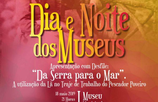 """""""Da serra para o mar"""": desfile na celebração do Dia e Noite dos Museus"""