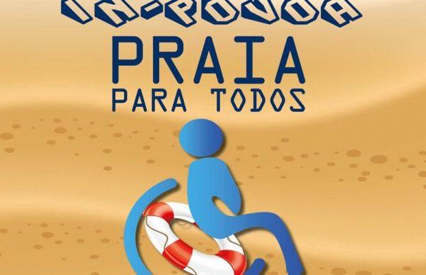 IN Póvoa – Praia para todos: Este Verão, faça Voluntariado!