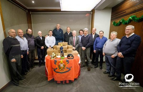 Juntas e Município arrecadam 48 mil euros para o Natal dos Bombeiros