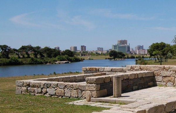 Lago do Parque da Cidade