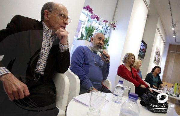 Lançamento dos livros de Leonardo Padura e de Inês Pedrosa