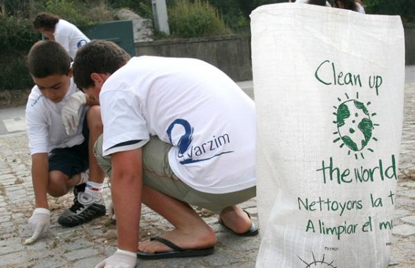 Limpar o Mundo, Limpar Portugal