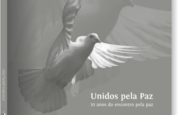 Lançamento do livro Unidos pela Paz