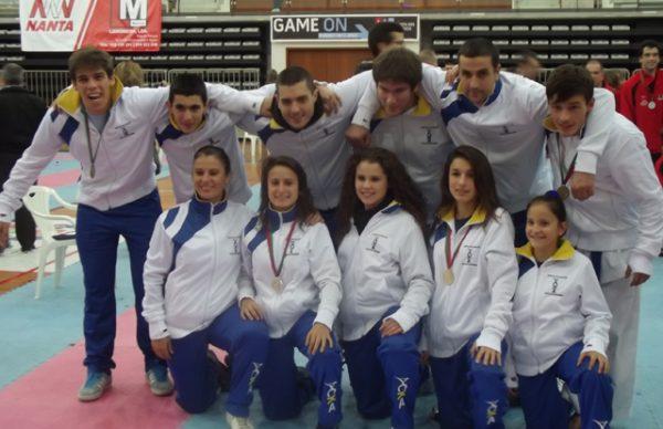 Campeões Nacionais no CKA