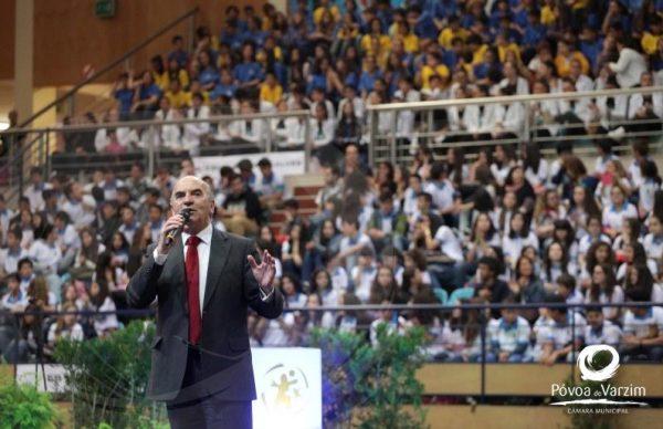 Mais de 2800 alunos integrados no Projeto Escola da Minha Vida