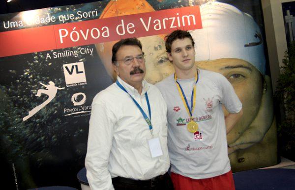 Meeting Internacional Póvoa de Varzim: mais de 360 nadadores estiveram em competição este fim-de-semana