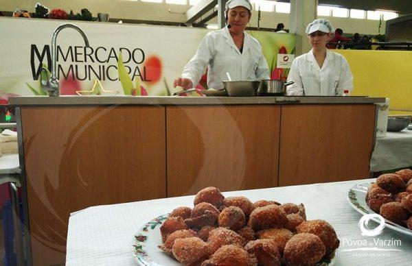 Mercado Municipal ofereceu doces natalícios
