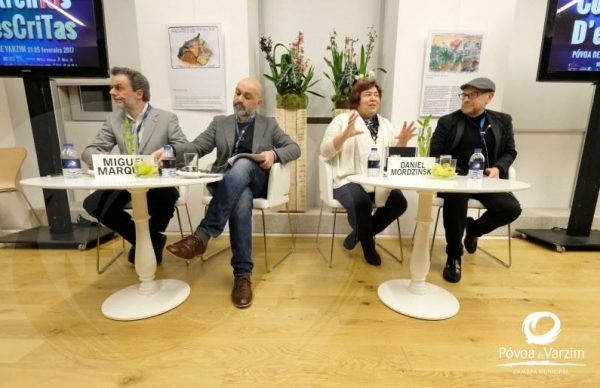 Miguel Marques e Daniel Mordzinski: literatura e fotografia em comunhão