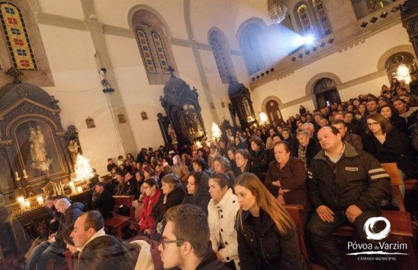 Música em Amorim e Laúndos comemora o Natal