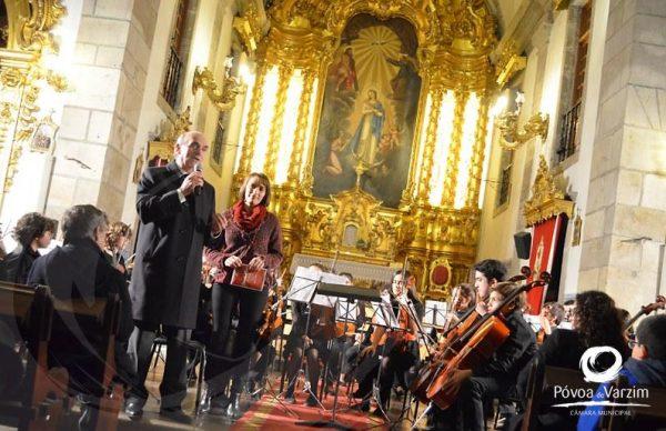 Natal da Póvoa abrilhantado com três concertos musicais