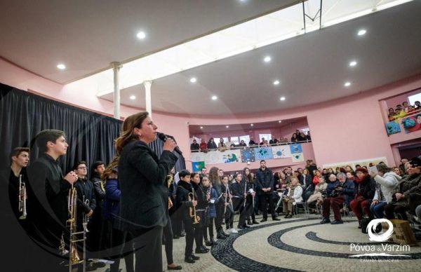 No Dia de Reis cantaram-se as Janeiras na Póvoa de Varzim