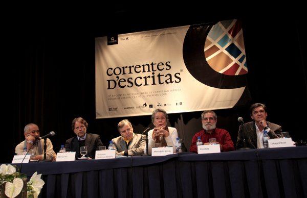Língua, linguagem e sonho na última mesa de debate