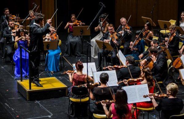 Orquestra Metropolitana de Lisboa atua no Garrett
