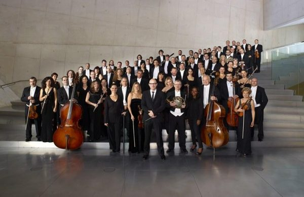 Orquestra Sinfónica do Porto Casa da Música no FIMPV