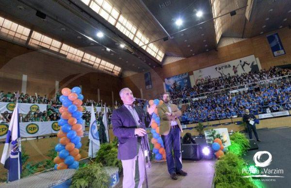 Pavilhão Municipal encheu para Festa de Encerramento do PEMV 2017