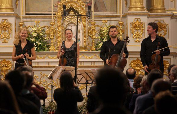 Pavel Haas Quartet de regresso ao Festival de Música