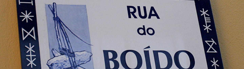 Praça da Alegria fala sobre as placas de toponímia poveiras