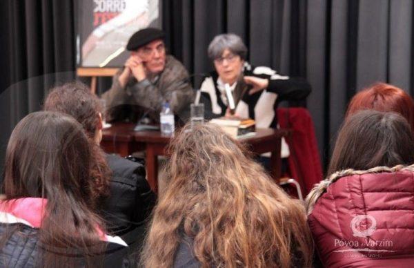 Poetas encontraram-se com alunos de Esposende no Diana Bar