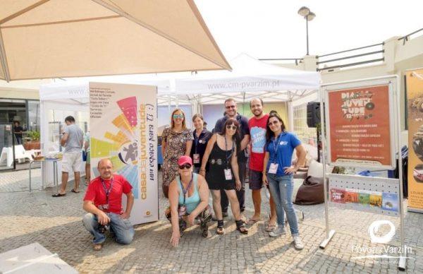 Póvoa de Varzim celebrou Dia Internacional da Juventude