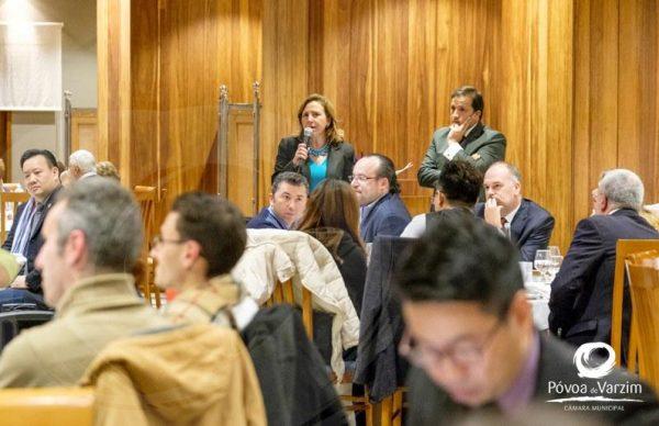 Póvoa de Varzim é ponto de encontro em evento internacional de networking